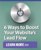 6 Ways to Boost Your Website's Lead Flow