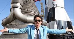 NASA Gangnam